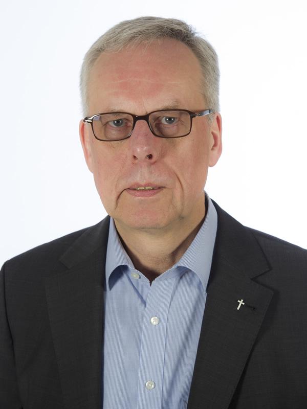 Pfarrer Eugen Vogt